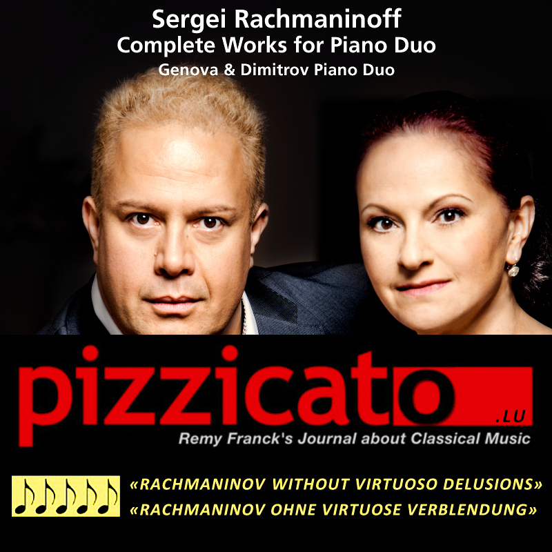 5 Stars for RachmaninoffComplete from Pizzicato Magazine Luxembourg