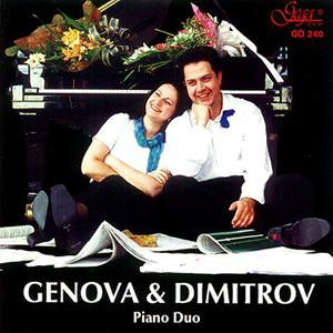 Genova & Dimitrov Piano Duo (Gega New GD 240)