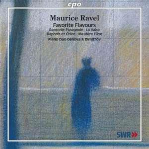 Maurice Ravel • Favorite Flavours (cpo 777 283-2)